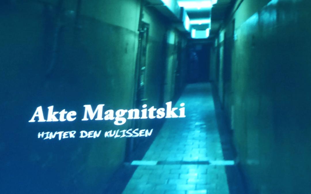 Die Akte Magnitski – Ein Filmabend mit Diskussion