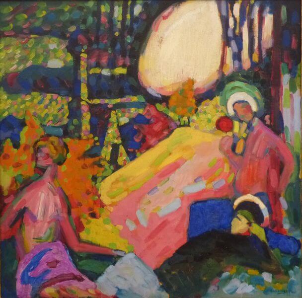 Nachlese: Kandinsky-Vortrag