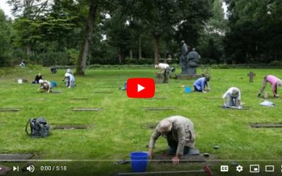 Video: Kein Gras drüber wachsen lassen!