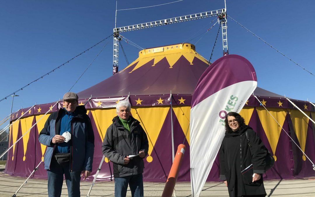 18.9. vormerken: Friedensfest mit Kurzweil und Pelmeni