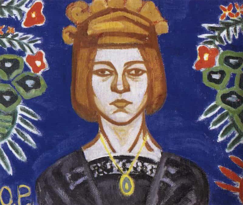 Eröffnung der dritten Deutsch-Russischen Friedenstage Bremen, Vortrag über die Russische Kunstausstellung 1922 in Berlin